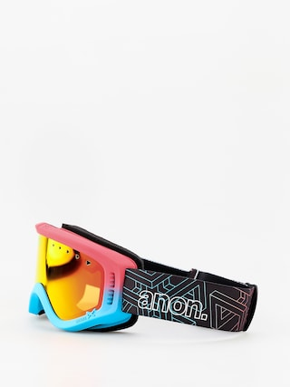 Anon Tracker Goggles (impossible/red amber)