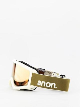 Anon Helix 2 Sonar W Spare Goggles (olive/sonar bronze)