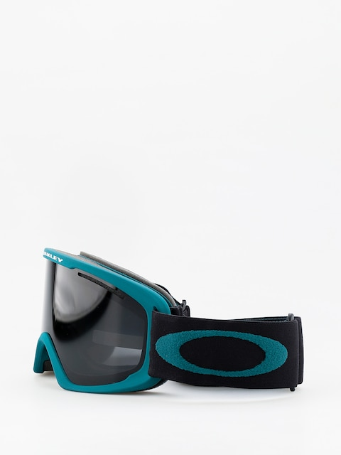 Oakley O Frame 2 0 Pro Xl Goggles (blue/dark grey & persimmon)