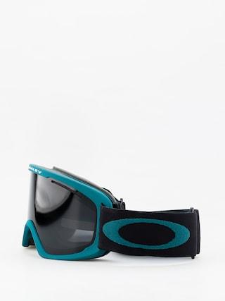 Oakley O Frame 2 0 Pro Xl Goggles (blue/dark grey & persimmon)