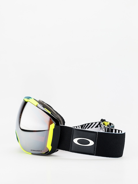 Oakley Airbrake XL Goggles (yellow/prizm black & prizm rose)