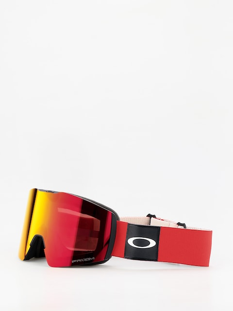 Oakley Fall Line XL Goggles (red/prizm snow torch iridium)