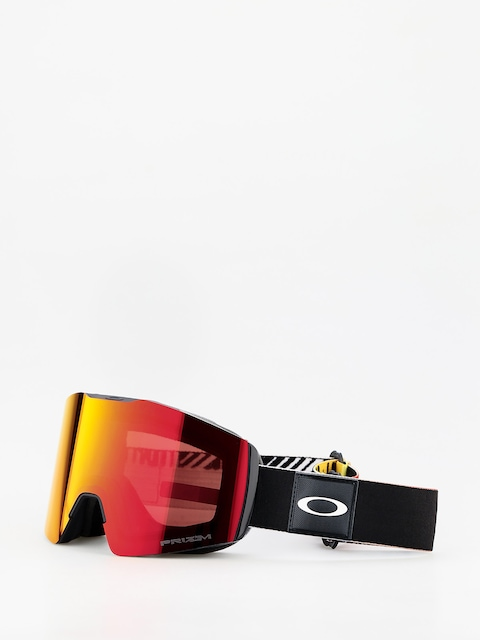 Oakley Fall Line Xm Goggles (yellow/prizm snow torch iridium)
