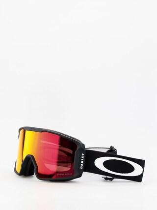 Oakley Line Miner Xm Goggles (matte black/prizm snow torch iridium)