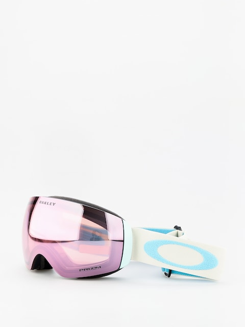 Oakley Flight Deck Xm Goggles (grey/prizm snow hi pink iridium)