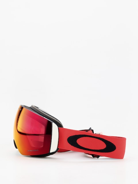 Oakley Flight Deck Xm Goggles (red/prizm snow torch iridium)