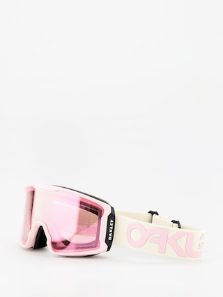 Oakley Line Miner Xm Goggles (pink/prizm snow hi pink iridium)