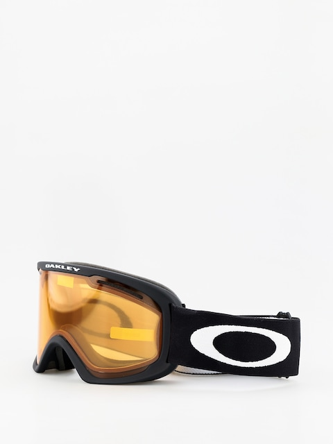 Oakley O Frame 2 0 Pro Xl Goggles (black/persimmon & dark grey)