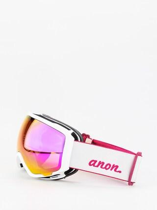 Anon WM1W Spare Goggles Wmn (pearl white/sonar pink)