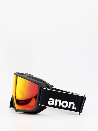 Anon M3 W Spare Goggles (black/sonar red)