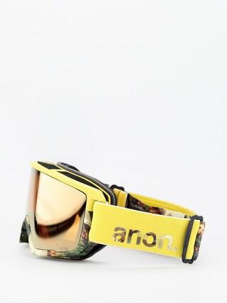 Anon M3 W Spare Goggles (camo/sonar bronze)