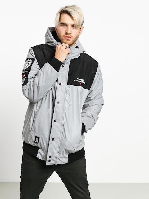 MassDnm Republic Jacket (silver reflective)