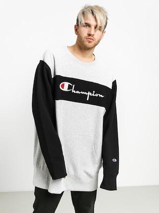 Champion Premium Crewneck OS Sweatshirt (loxgm/nbk)