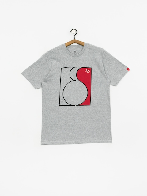 Es Prima T-shirt (grey/heather)