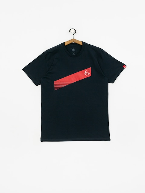 Es Script Stripe T-shirt (navy)