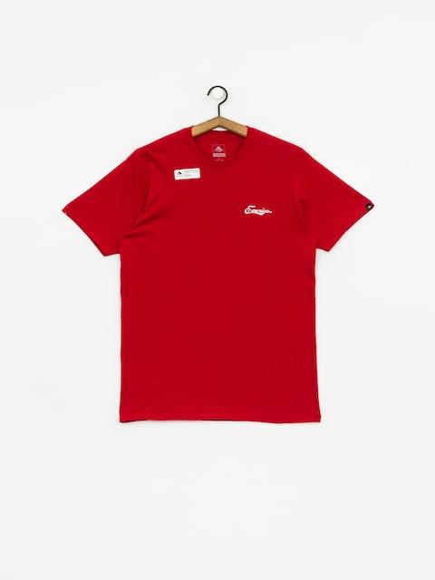Emerica No 96 T-shirt (cardinal)