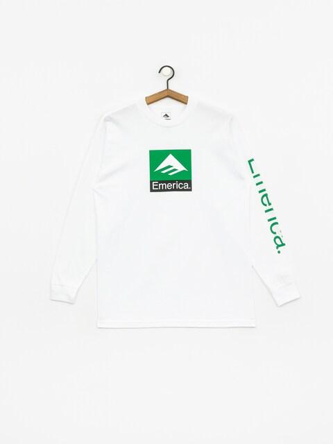 Emerica Classic Combo Longsleeve (white)