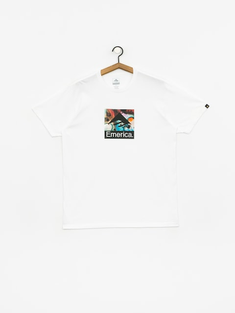 Emerica White Acid Drop T-shirt