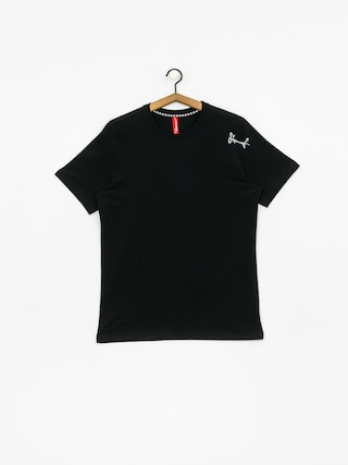 Stoprocent Small Tag T-shirt (black)