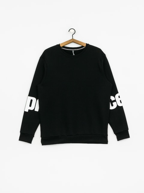 Stoprocent Elbo Sweatshirt (black)