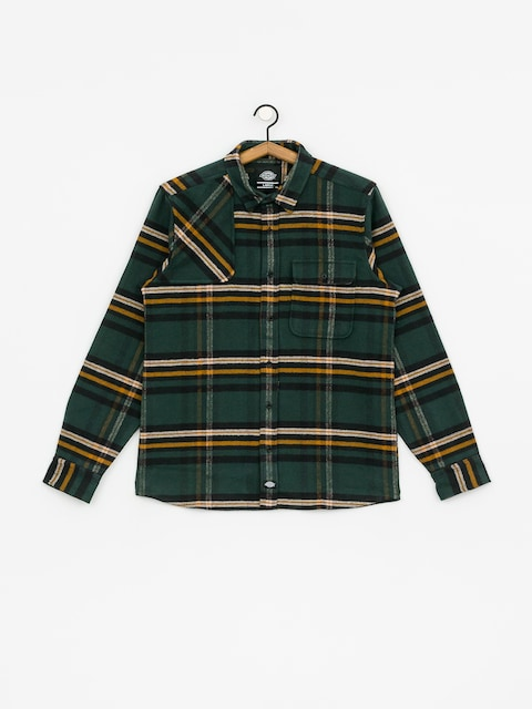 Dickies Prestonburg Shirt (forest)