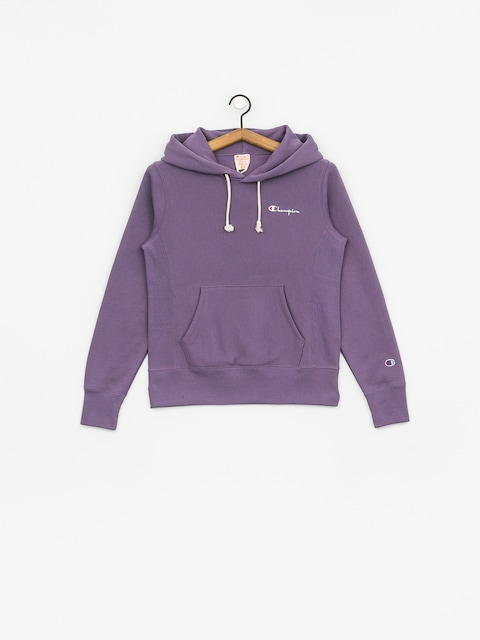 Champion Reverse Weave Left Chest Logo Sweatshirt Wmn (mgp)