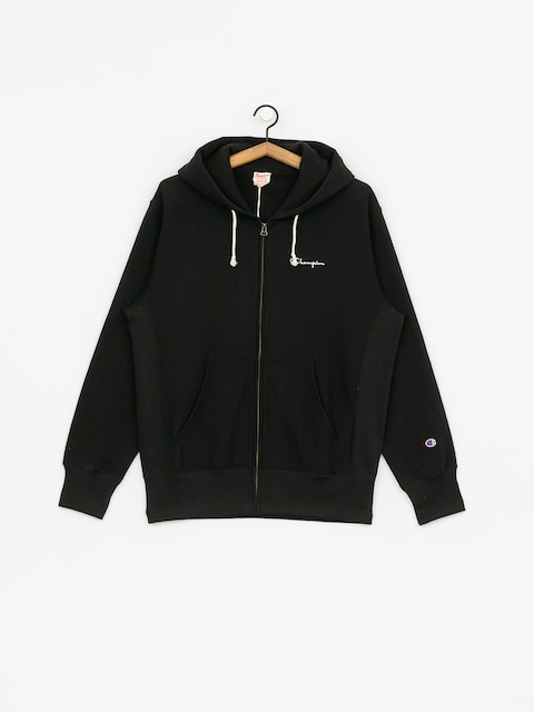 Champion Reverse Weave Hooded Full Zip LCL ZHD Hoodie (nbk)