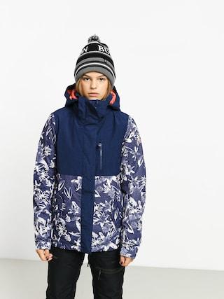 Roxy Jetty Block Snowboard jacket Wmn (bleached flowers)