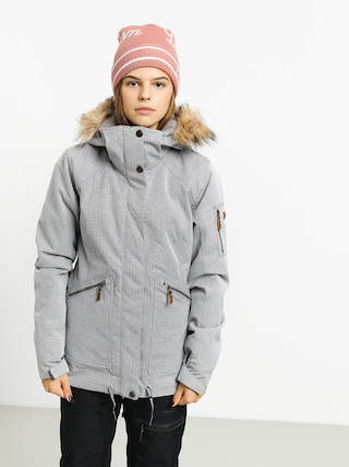 Roxy Meade Snowboard jacket Wmn (heather grey)