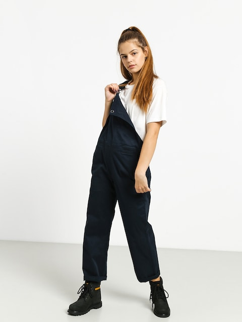 Element Long Dayz Overall Pants (eclipse navy)