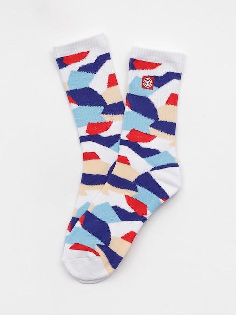Element Sd Socks (optic white)