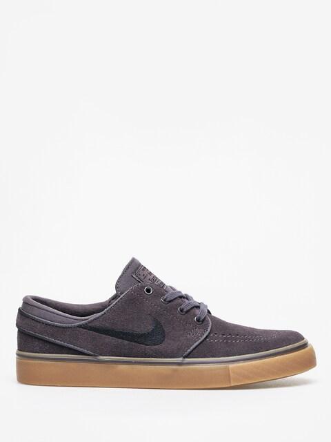 Nike SB Stefan Janoski Shoes (thunder grey/black gum light brown)