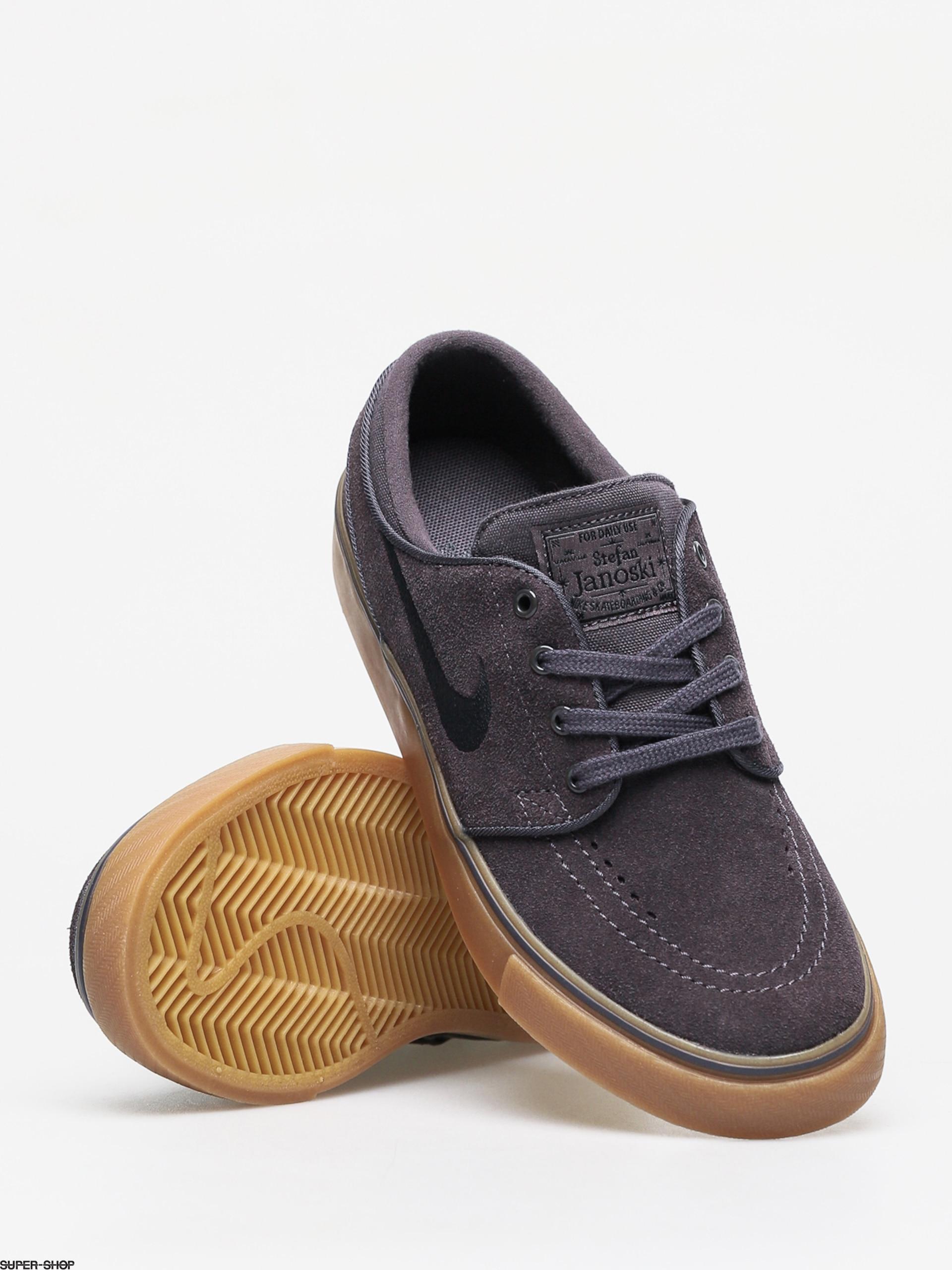 Nike SB Stefan Janoski Leather Shoes