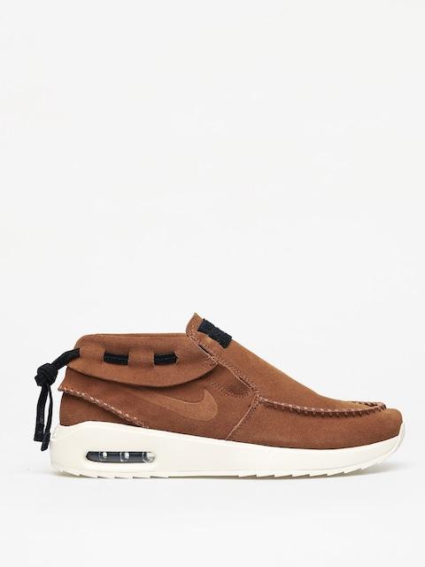 Nike SB Air Max Stefan Janoski 2 Moc Shoes (lt british tan/lt british tan black)