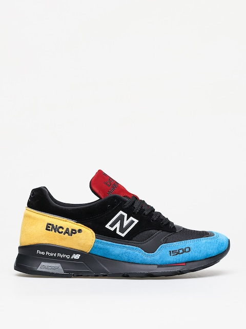 New Balance 1500 Shoes (black/blue)