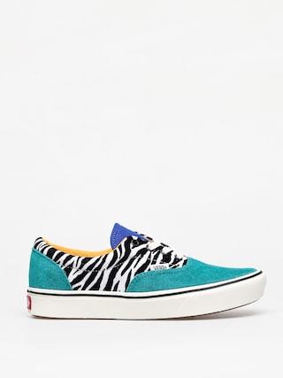 Vans Comfycush Era Shoes (zebra/tidepool surf the wb)