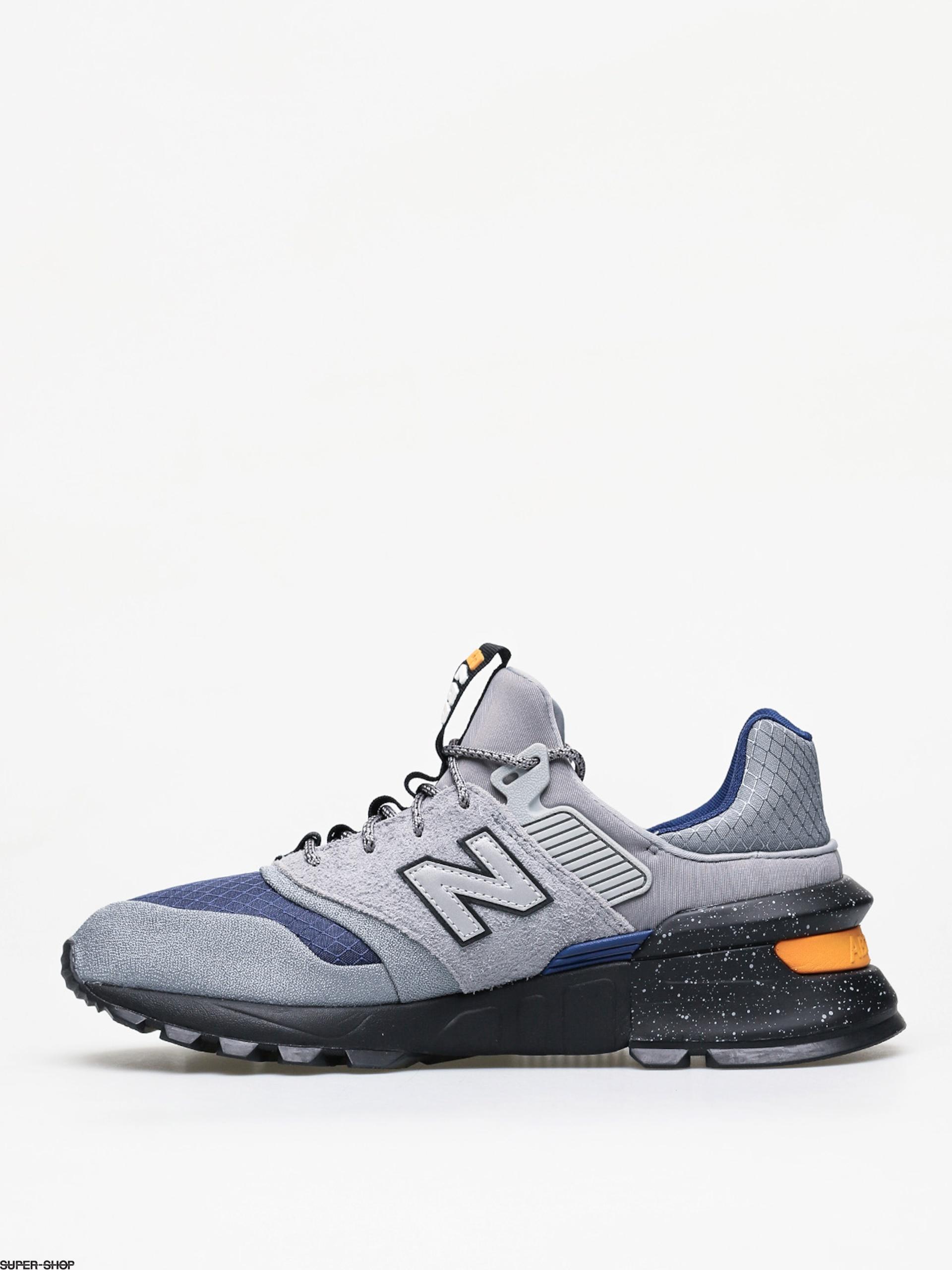 new balance x90 blu