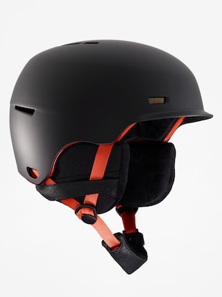 Anon Highwire Helmet (black pop)