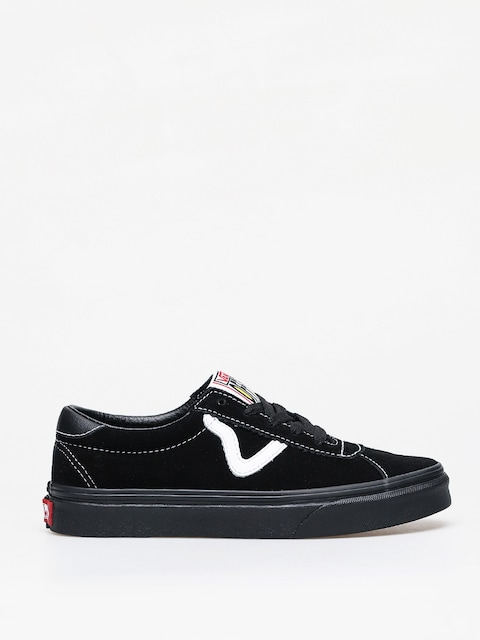 Vans Sport Shoes (black/black)