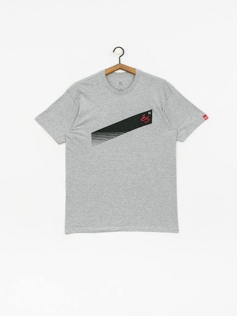 Es Script Stripe T-shirt (grey/heather)