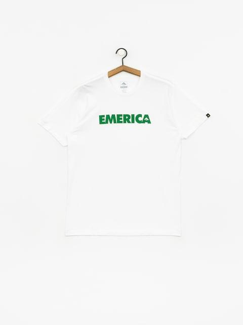 Emerica Bold T-shirt (white)