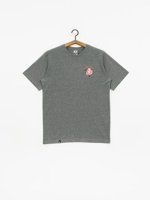 Nervous Garden T-shirt (grey)