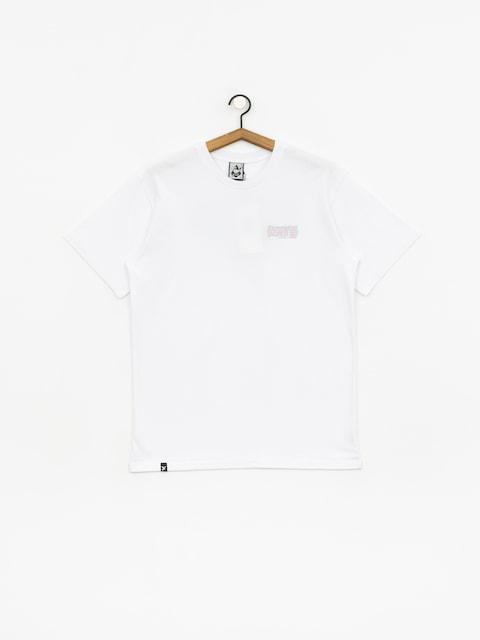 Nervous Circuit T-shirt (white)