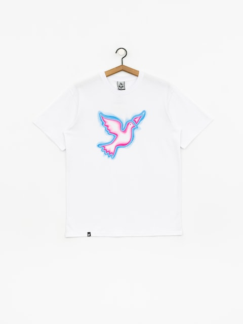 Nervous Thermal T-shirt (white)