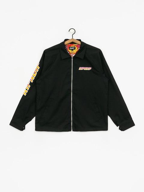 RipNDip Racing Team Twill Jacket (black)