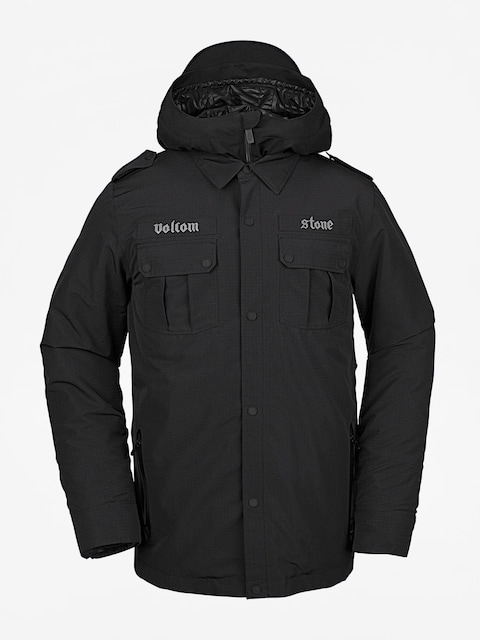 Volcom Creedle 2 Stone Snowboard jacket (blk)