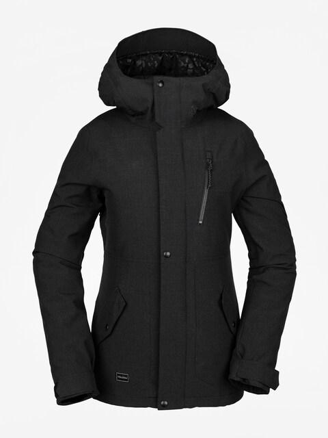 Volcom Ashlar Ins Snowboard jacket Wmn (blk)
