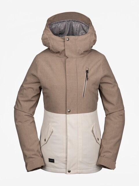 Volcom Ashlar Ins Snowboard jacket Wmn (snd)