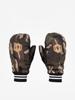 Volcom Bistro Mitt Gloves Wmn (fdr)