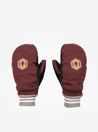 Volcom Bistro Mitt Gloves Wmn (scr)